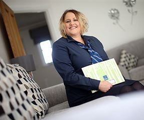 Meet our new sales executive, Lisa, at The Woodlands