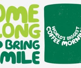 Macmillan Coffee Morning at The Woodlands this Saturday
