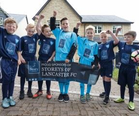 It's a tale of two Storys as football club secure sponsorship deal