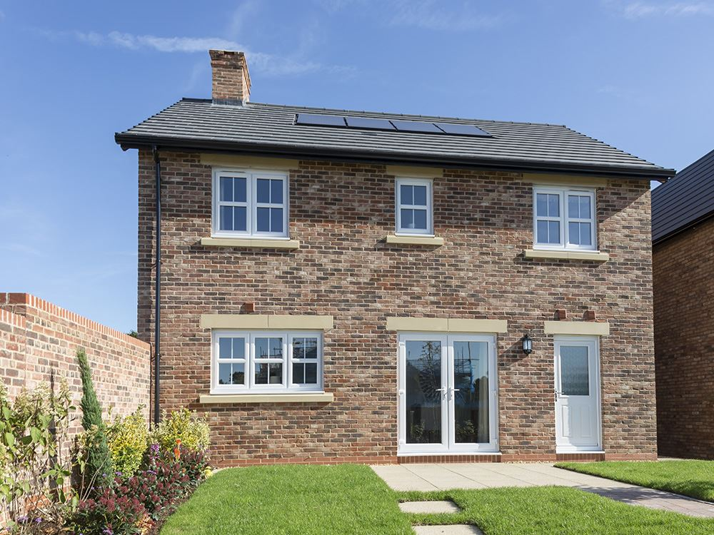 Plot 122 four bedroom house for sale clitheroe bb7 2qn for House back doors for sale