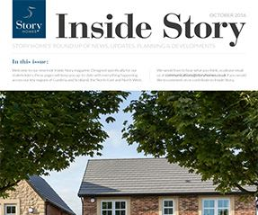 The latest edition of Inside Story is out now!
