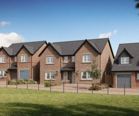 Start the new year in style with a brand new home in Hambleton!