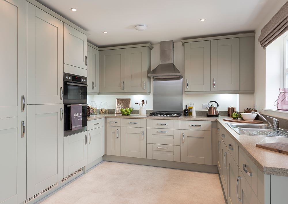 The Eden Gate Show Home Solution
