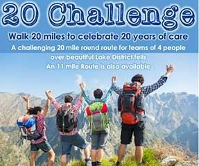 Story Homes proud to support 'The 20 Challenge'