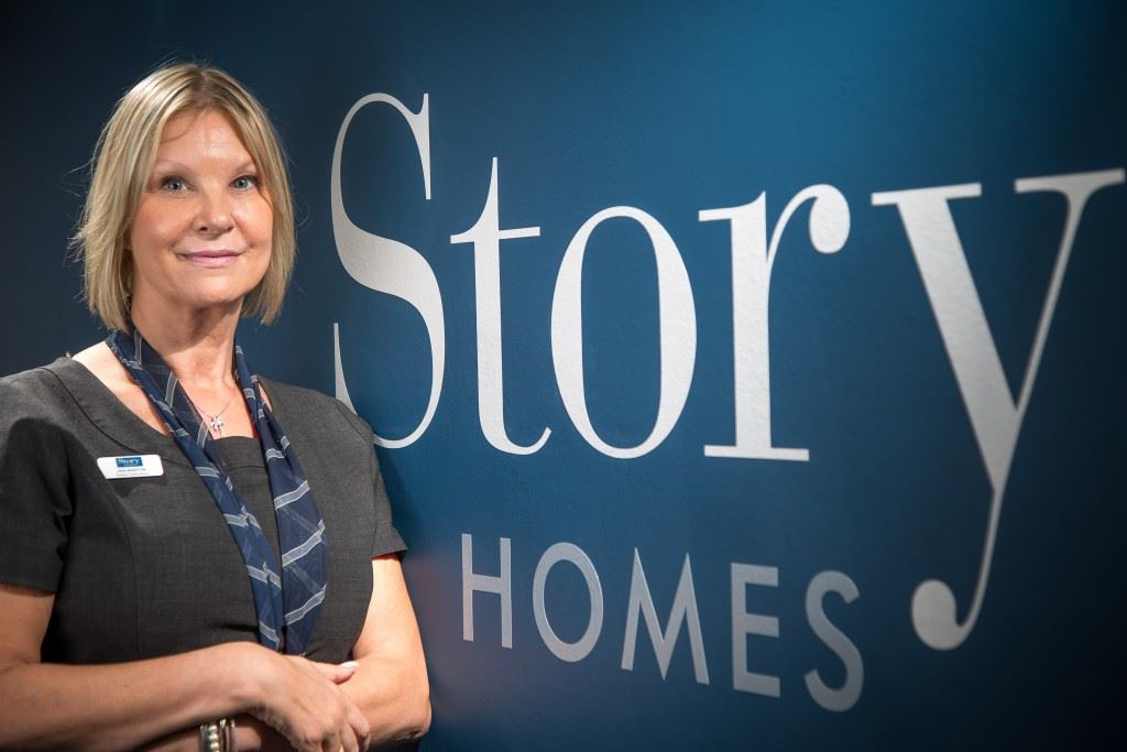 Story Homes Office based staff shots
