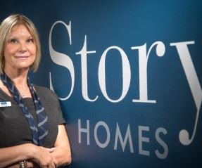 Meet our sales executive Jan and find out why she loves working for Story Homes