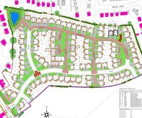 Application submitted for new homes in High Harrington, Cumbria