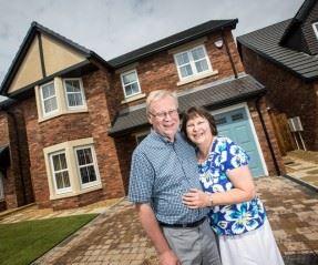 Neighbours make the move to same North Tyneside development