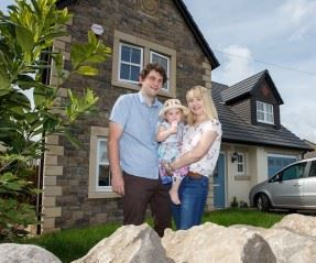 Help to Buy secures dream home as first families move in to Ash Tree Park