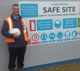 Meet the Site Manager at Fairfields Manor, Crawcrook