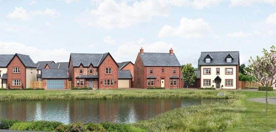 Houses For Sale In Carlisle New Homes Carlisle Story Homes