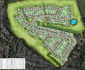 Planning application submitted for new homes at Dowbridge in Kirkham