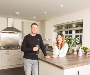 New Year, new home for local family thanks to our Part Exchange Scheme