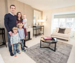 Levens show home launch attracts more than 100 visitors