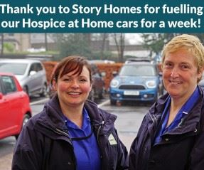 Future Story funding boosts 'Hospice to Home' service in Lancaster