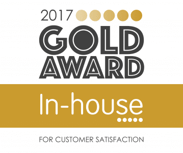 In-House Gold Award 2017