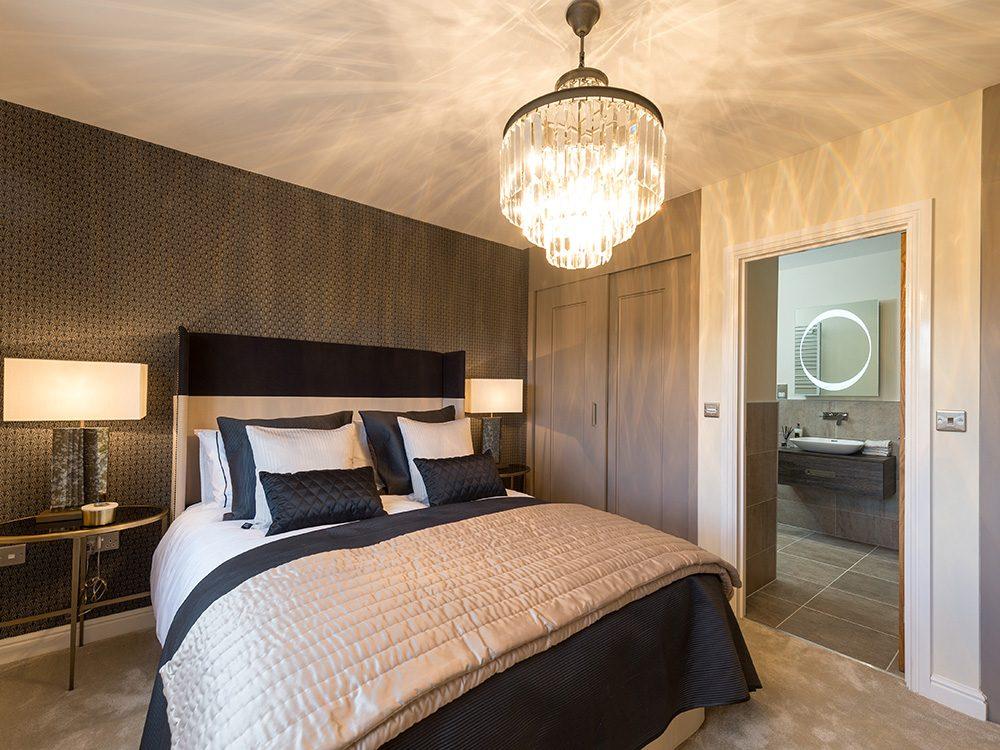 Double Bedroom Furnished St Edmunds Manor