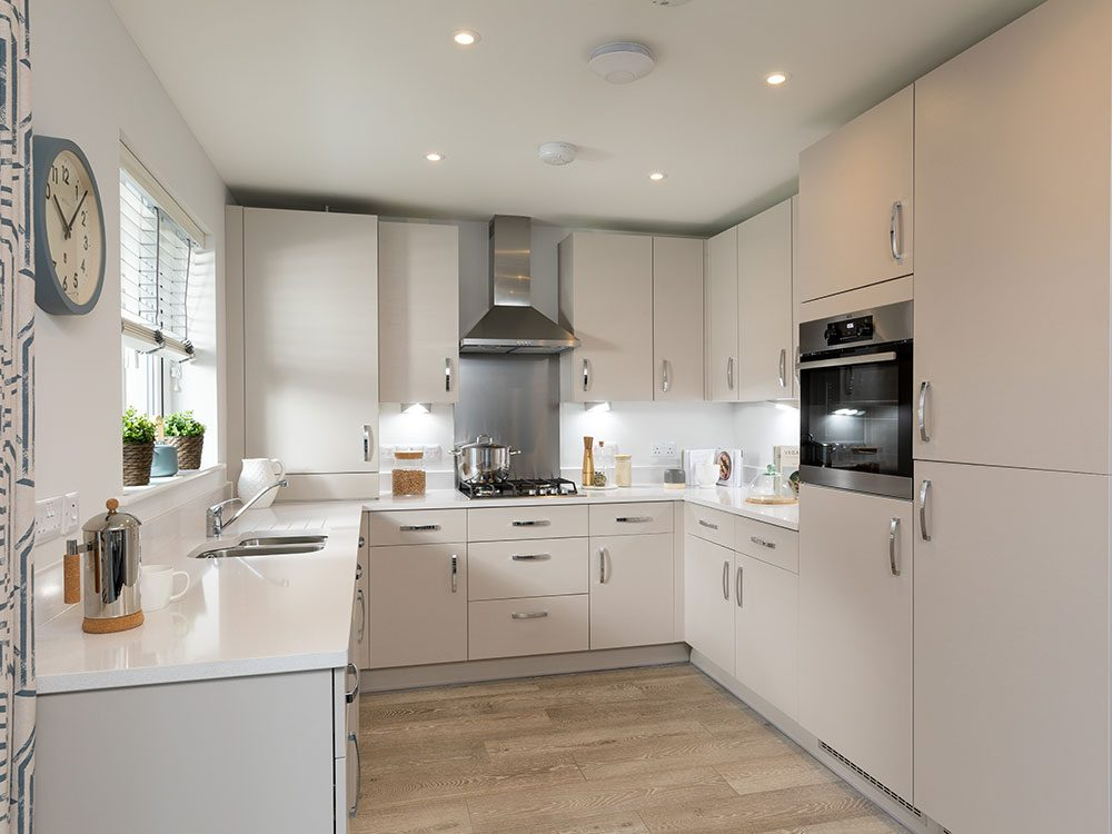 Dalkeith Kitchen Story Homes