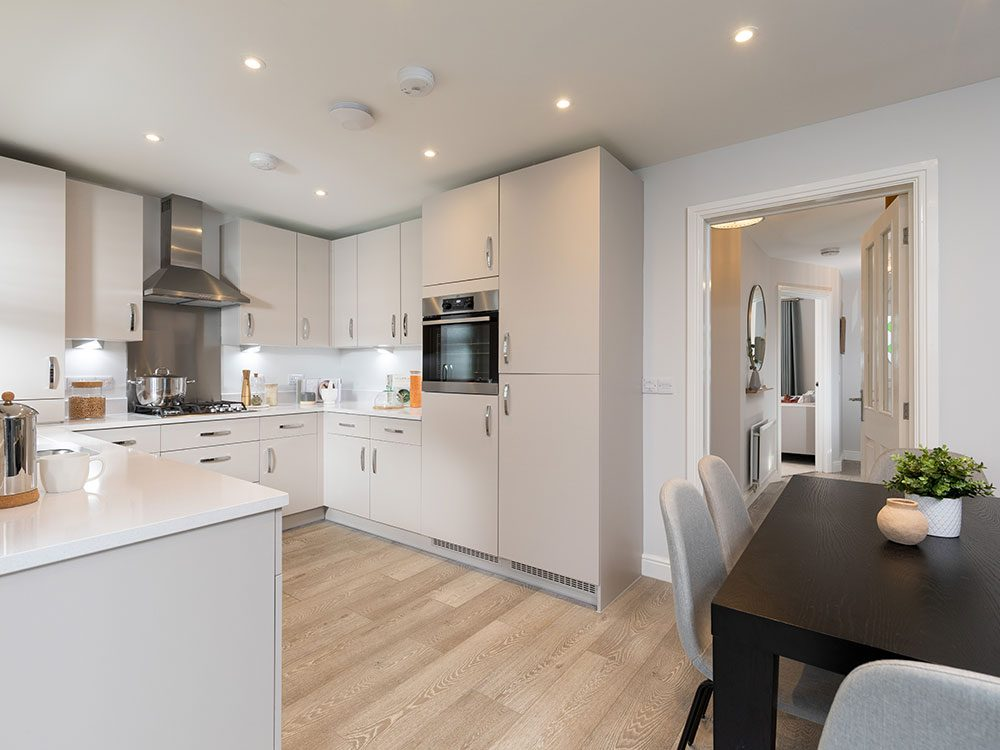 Dalkeith Kitchen Dining Story Homes