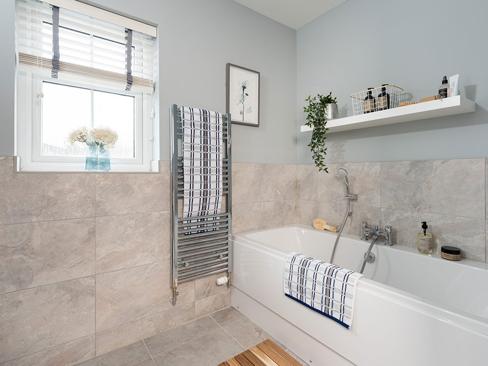 Dalkeith Bathroom Story Homes