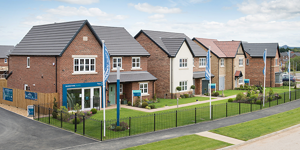 Sneak peek of our new show homes in the North East