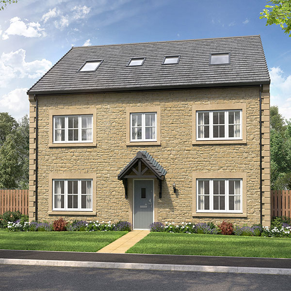 A family home with flexibility – The Sutton