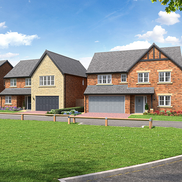 New show homes launching at Laurel Place, Ulverston